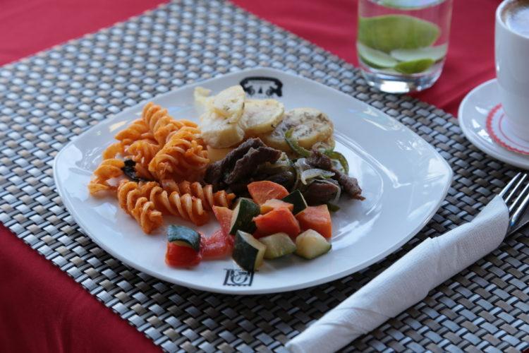 Mizingani Seafront Hotel Food1