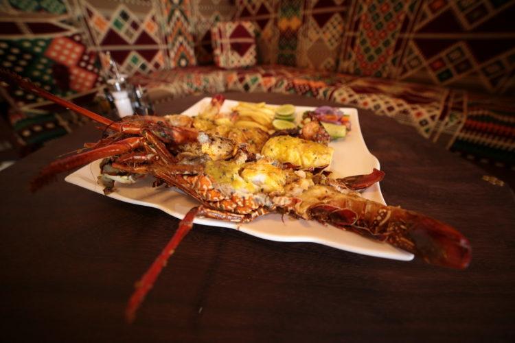 Mizingani Seafront Hotel Food19