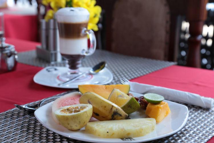 Mizingani Seafront Hotel Food4