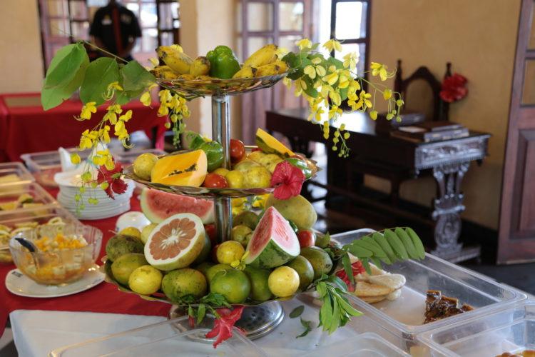 Mizingani Seafront Hotel Food7
