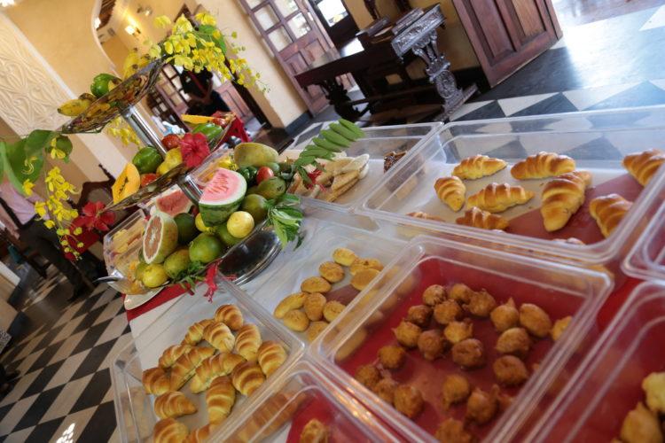 Mizingani Seafront Hotel Food8